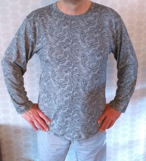 T-shirt, långärmad