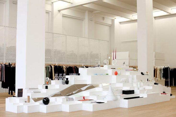 Stil in Berlin — Shop in Berlin: Andreas Murkudis
