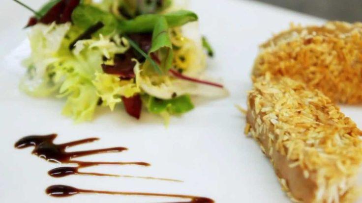 Quelques idées de #recettes avec la gamme de foies gras crus prêts-à-poêler #Feyel !