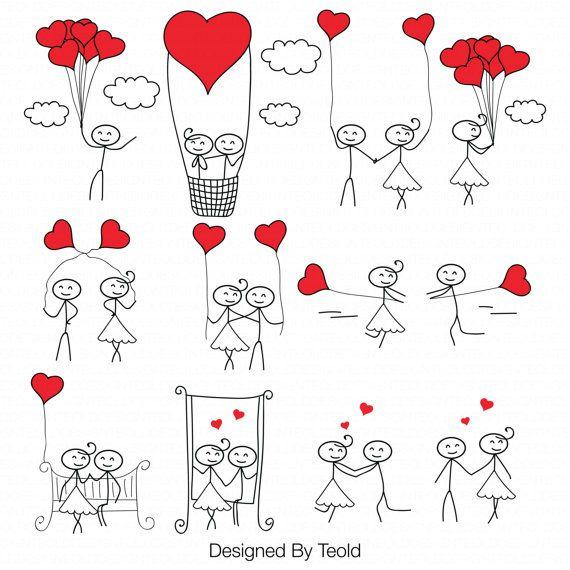 https://www.etsy.com/it/listing/246011617/stick-figure-clipart-clip-art-love-stick #KCA #SB50 #VoteMaineFPP #EsuranceSweepstakes #EsuranceSweepstakes #VoteKathrynFPP #TreCru Stop by my Etsy Shop: www.etsy.com/shop/TeoldDesign