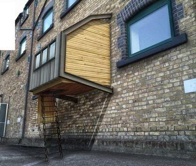 Mladý architekt navrhl zajímavé bydlení pro bezdomovce
