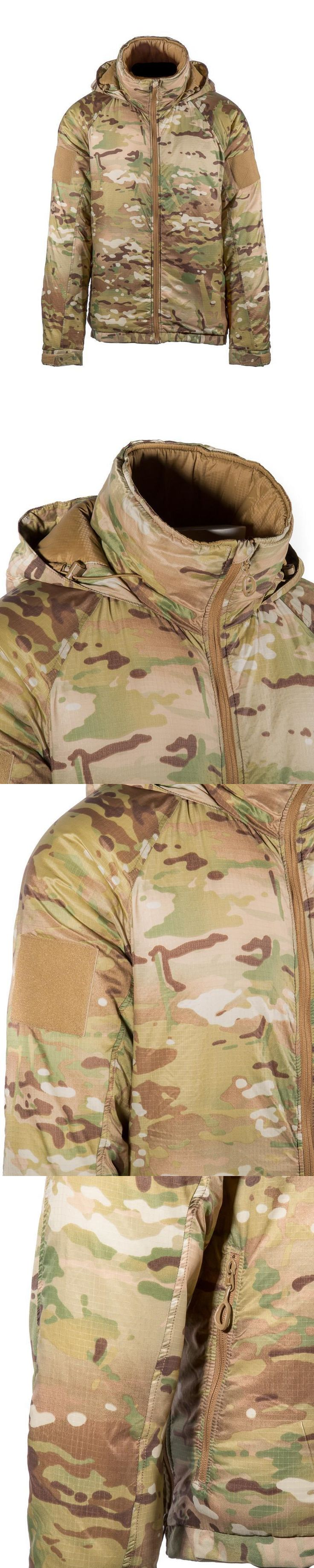 Tactical Clothing 177896: Beyond A7 Extreme Cold Weather Jacket Multicam Usa Made -> BUY IT NOW ONLY: $384 on eBay!