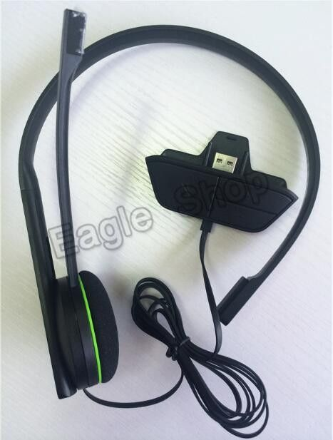 Original For Xbox One Headset Earphone With Microphone Wired Gaming Headphone Free Shipping