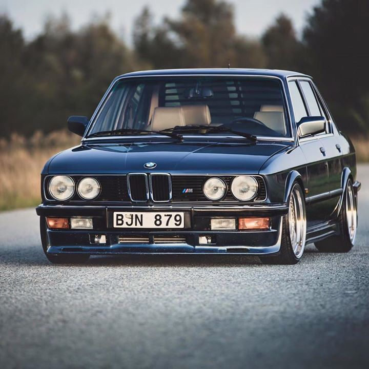 1988 Bmw 535i For Sale: 4539 Best Images About BMW Cars On Pinterest