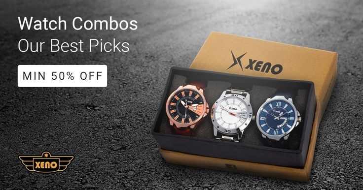 Xeno the name is sufficient to select your best and perfect Watches for your creative wrist    Flipkart Watches  Xeno Wrist Watches  Checkout at -http://fkrt.it/yP5tv!NNNN  Xeno the name is sufficient to select your best and perfect Watches for your creat