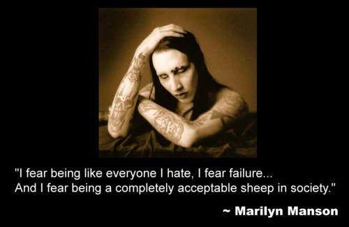 Marilyn Manson by CrashQueen1 on deviantART