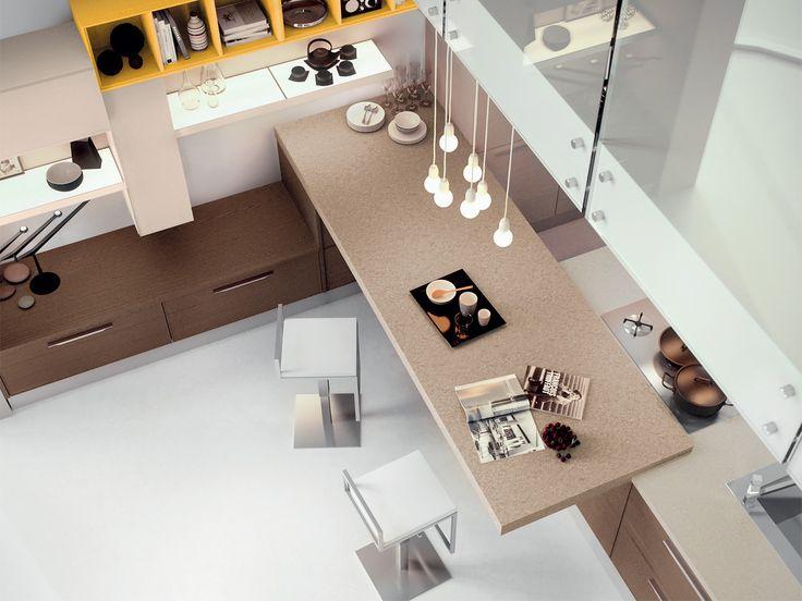 Moderno Adele | #Kitchen & #HomeDesign 7