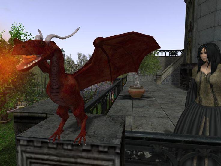 Agatha, the Trikassi dragon