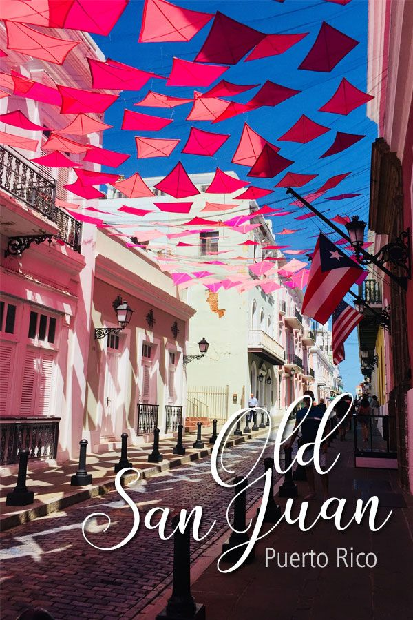 Old San Juan Viejo San Juan Puerto Rico Beautiful Historic