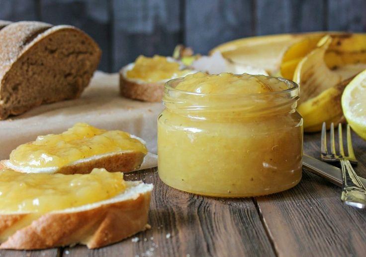 Банановое варенье.  Перезрелые бананы — 500 г Сахарный песок — 180 г Ванильный сахар — 1 ст. л. Лимонная кислота — 1 ч. л. Звездочки бадьяна — 1 шт.