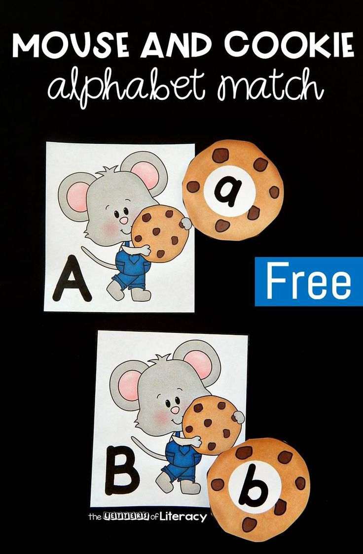 In my class we love reading fun stories, and we love fun alphabet games, so this mouse and cookie alphabet match is the perfect combo! It pairs perfectly with one of our favorite read alouds, If You Give a Mouse a Cookie, and we get to work on matching upper and lowercase letters, too. That's …