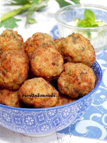 Coucou les z'amis! Petite escale au Liban aujourd'hui avec cette recette simple et rapide des fameuses boulettes d'Agneau à la menthe ; l'ideal serait biensûr de l'accompagner d'une sauce tzatziki ! ...recette du tzatziki ici sur mon blog... 20 minutes...