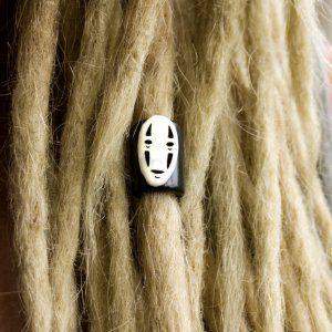 Spirited Away No-Face Dread Bead Shut Up And Take My Yen : Anime & Gaming Merchandise