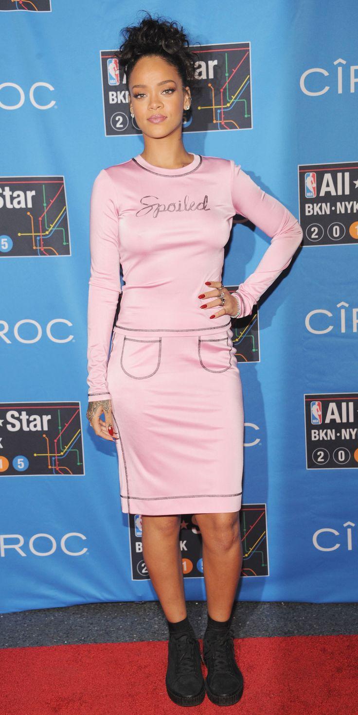 Rihanna red carpet dress for sale
