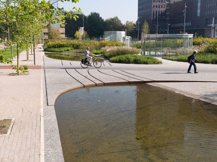 Mandelapark, Almere by Karres en Brands Landscape Architecture « Landezine   Landscape Architecture Works