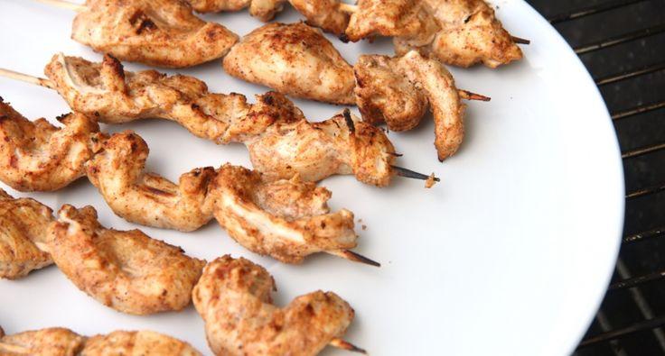 Grillezett Tandoori csirke saslik recept | APRÓSÉF.HU - receptek képekkel