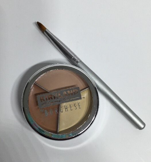 New Borghese Concealer Mineral Exact Match Kirkland Costco Brush Makeup #Borghese