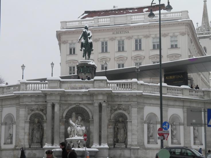 The Museum Albertina - Vienna