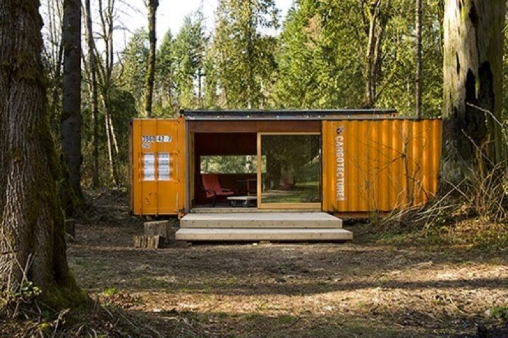 Shipping container home conex home pinterest container homes container houses and - Conex container homes ...