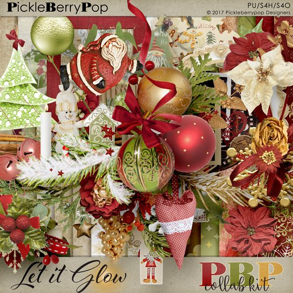 DitaB Designs:     Let it Glow PBP collab kit - part 2 spend $25 ...