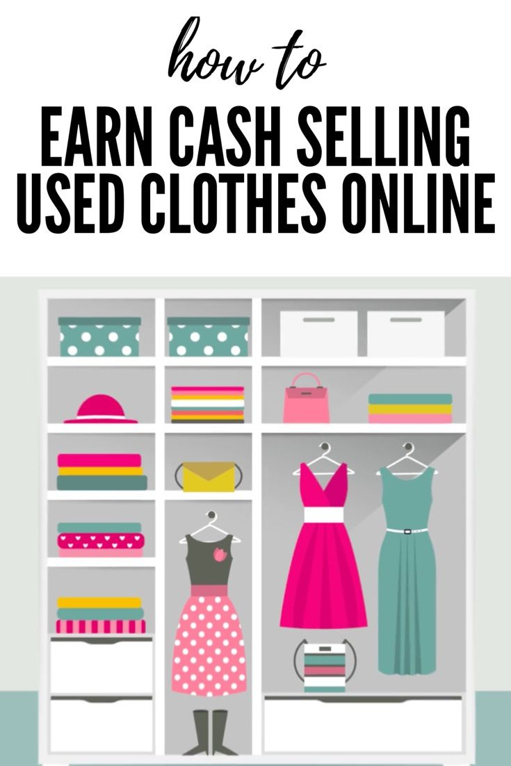 Here are five popular online stores where you can sell designer clothes and used clothes: @Tradesy, @therealreal, @poshmark, @thredup and @snobswap