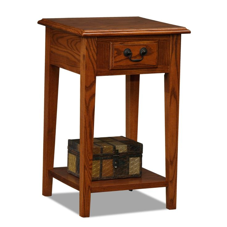 Best 25+ End tables with storage ideas on Pinterest Side table - lamp tables for living room
