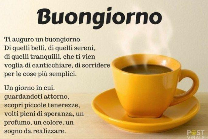 Buongiorno Immagini Nuove Caffè Nuove Buongiorno