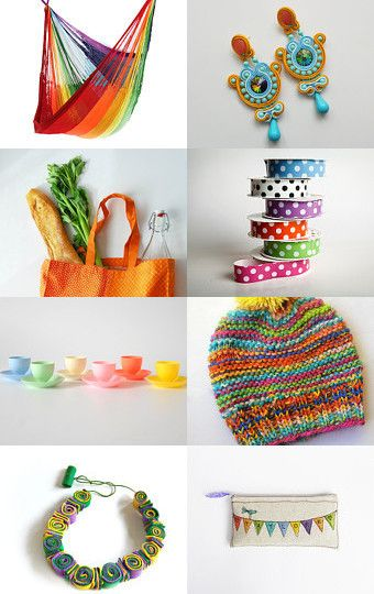 Somewhere over the rainbow by nuar on Etsy--Pinned with TreasuryPin.com