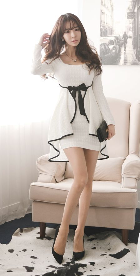 Click Image For All The Secrets To Attract Women! vestido koreano