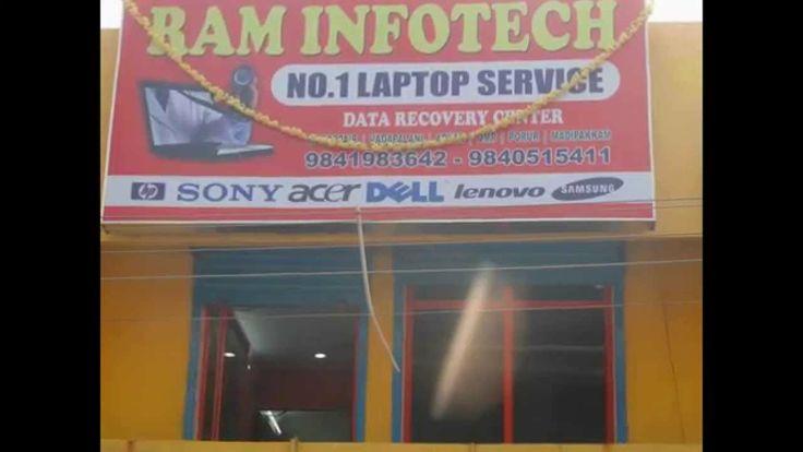 RAM infotech No.1 laptop service & data recovery center in mugappair