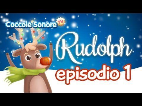 Testo E Video De La Storia Di Rudolph La Renna Dal Naso Rosso Da