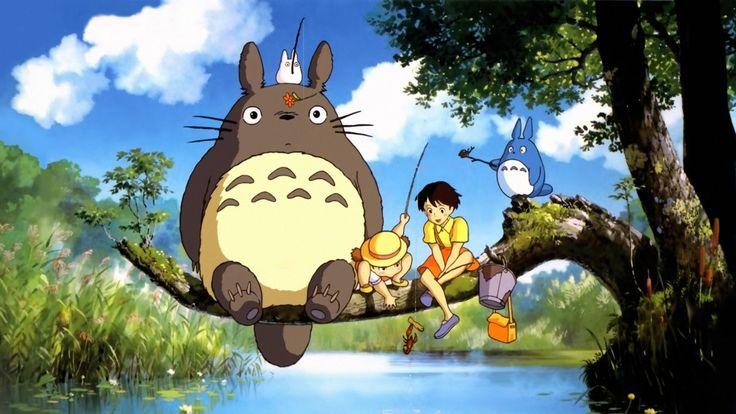 Tonari no Totoro, Meu Amigo Totoro ou O Meu Vizinho Totoro ou simplesmente Totoro... - Papel de Parede