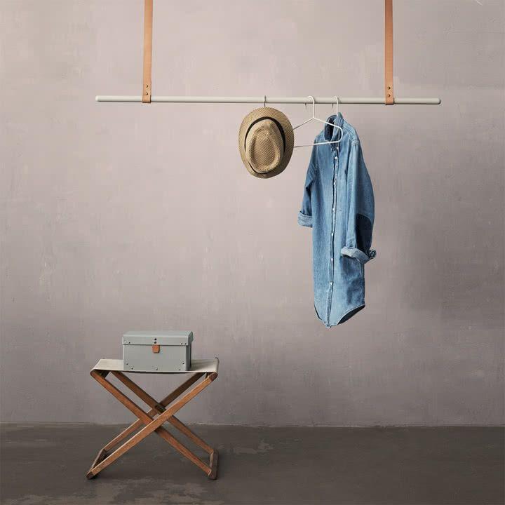Popular Ferm Living Clothes Rack h ngende Garderobenstange