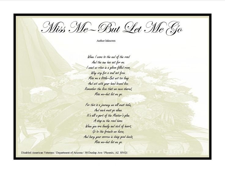 Miss me but let me go lyrics