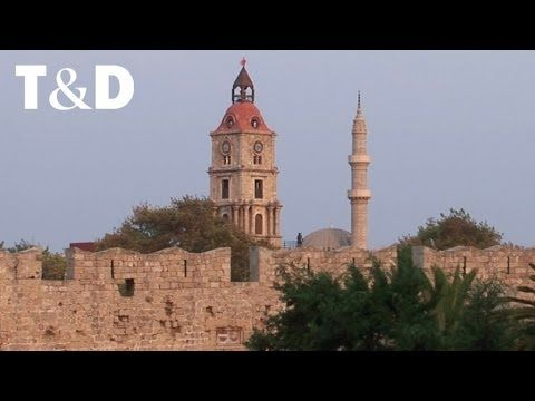 Rhodes an Island to Visit - Greece Tourism Guide - Travel & Discover