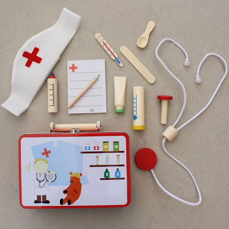 Doctor Tin Set – Shorties Childrens Store