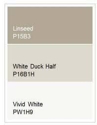 dulux white duck - Google Search