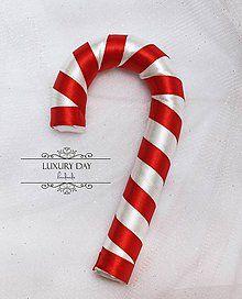 Dekorácie - Vianočné cukríky