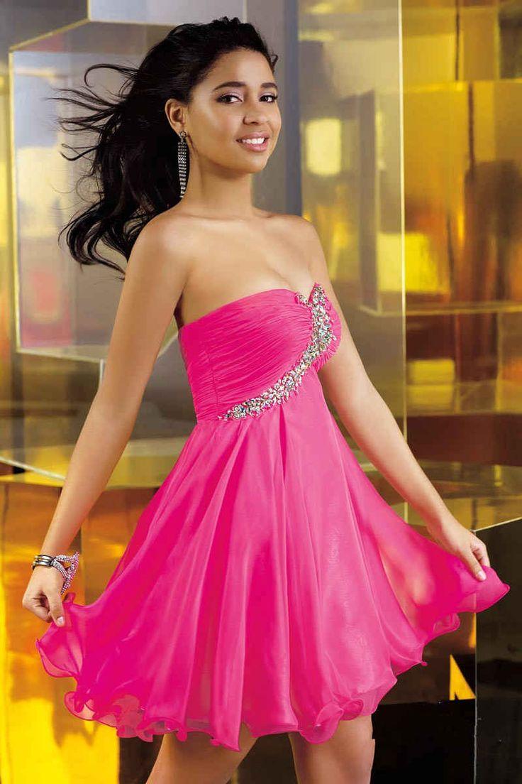 Las 158 mejores imágenes sobre Homecoming Dresses, Prom Dresses ...