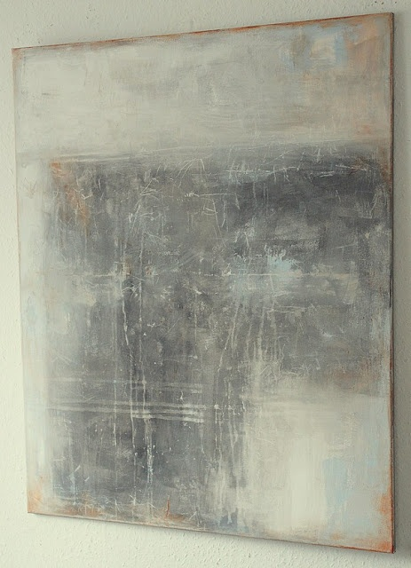 grey abstract  by  Christian Hetzel