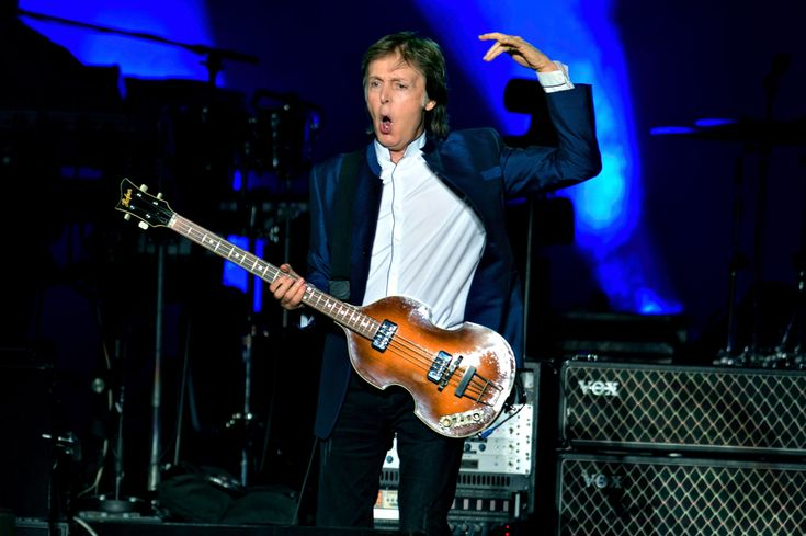 Paul McCartney announces tour dates (4 NYC-area shows)