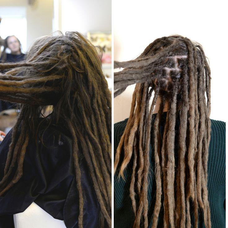Crochet Loose Hair Dreadlocks : + ideas about Loose Dreads on Pinterest Dreadlocks, Natural Dreads ...