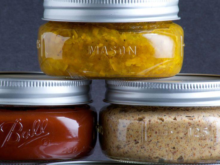 Summer Squash Relish Recipe : Food Network - FoodNetwork.com using 3 lbs zucchini or yellow squash, distilled vin, cider vin, 1 pk dry pectin.
