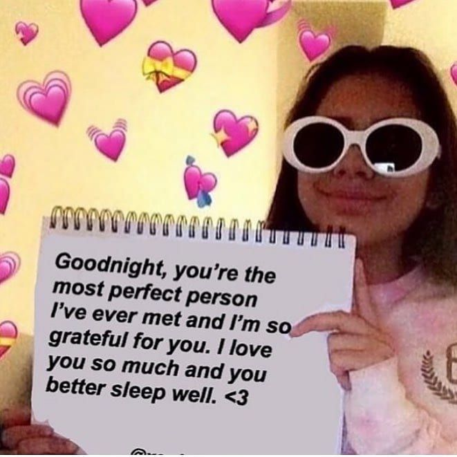Incase Y All Need To Send This To Someone Funny Cute Memes Cute Love Memes Love You Meme