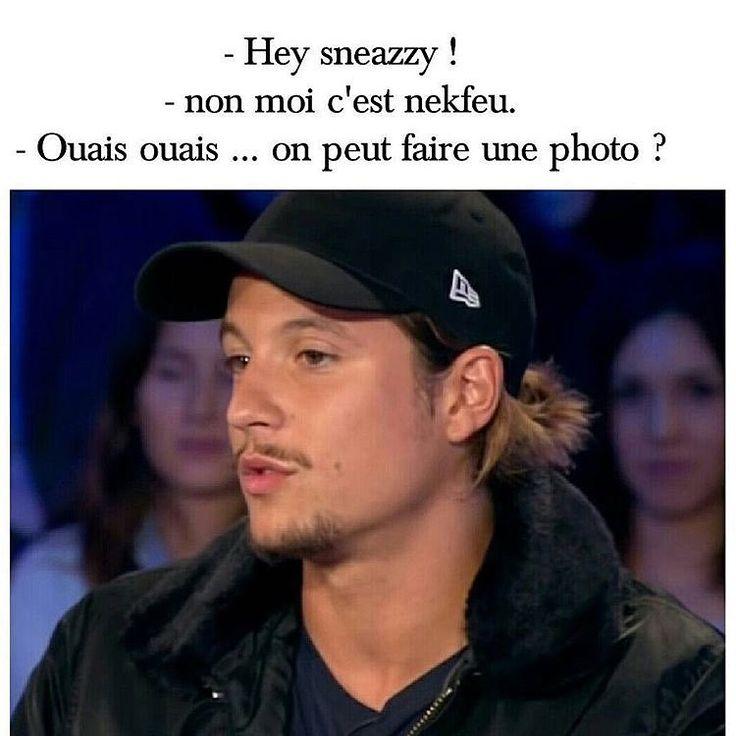 """118 mentions J'aime, 2 commentaires - Seine Zoo Records ㊋ (@seiinezoorecords) sur Instagram : """"Mais?? -R #Nekfeu #Humour [: @1cyborg2faces]"""""""