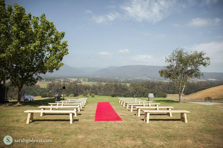 Riverstone Estate - Outdoor Ceremony