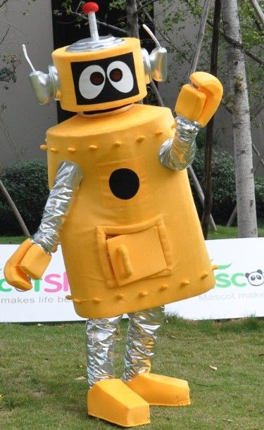 二版プレックス着ぐるみ ロボット着ぐるみ ヨーガバガバのキャラクター着ぐるみを格安通販中 http://www.mascotshows.jp/product/plex-mascot-adult-costume.html