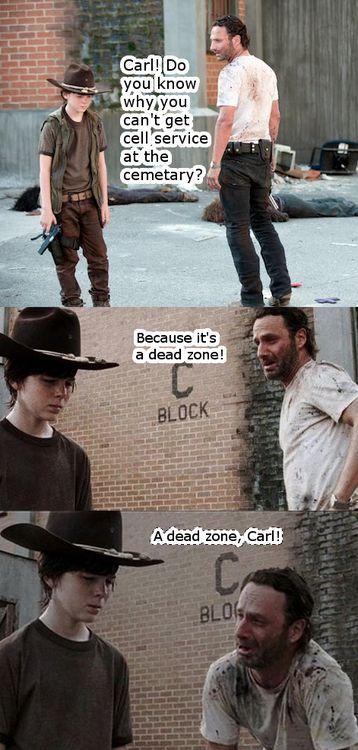 Dad Jokes | The Walking Dead