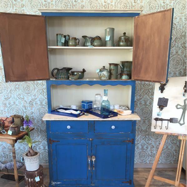 Shoopi - mueble azul - $250000