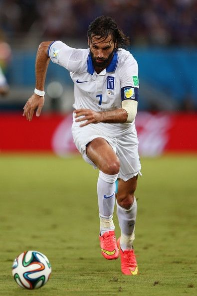 Giorgios Samaras of Greece